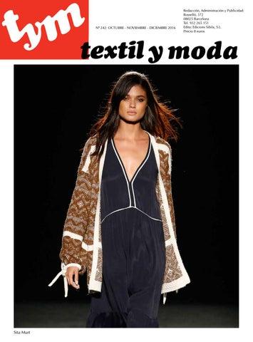 cee7e97292 Textil y moda 242 by Edicions Sibil-la SL - issuu