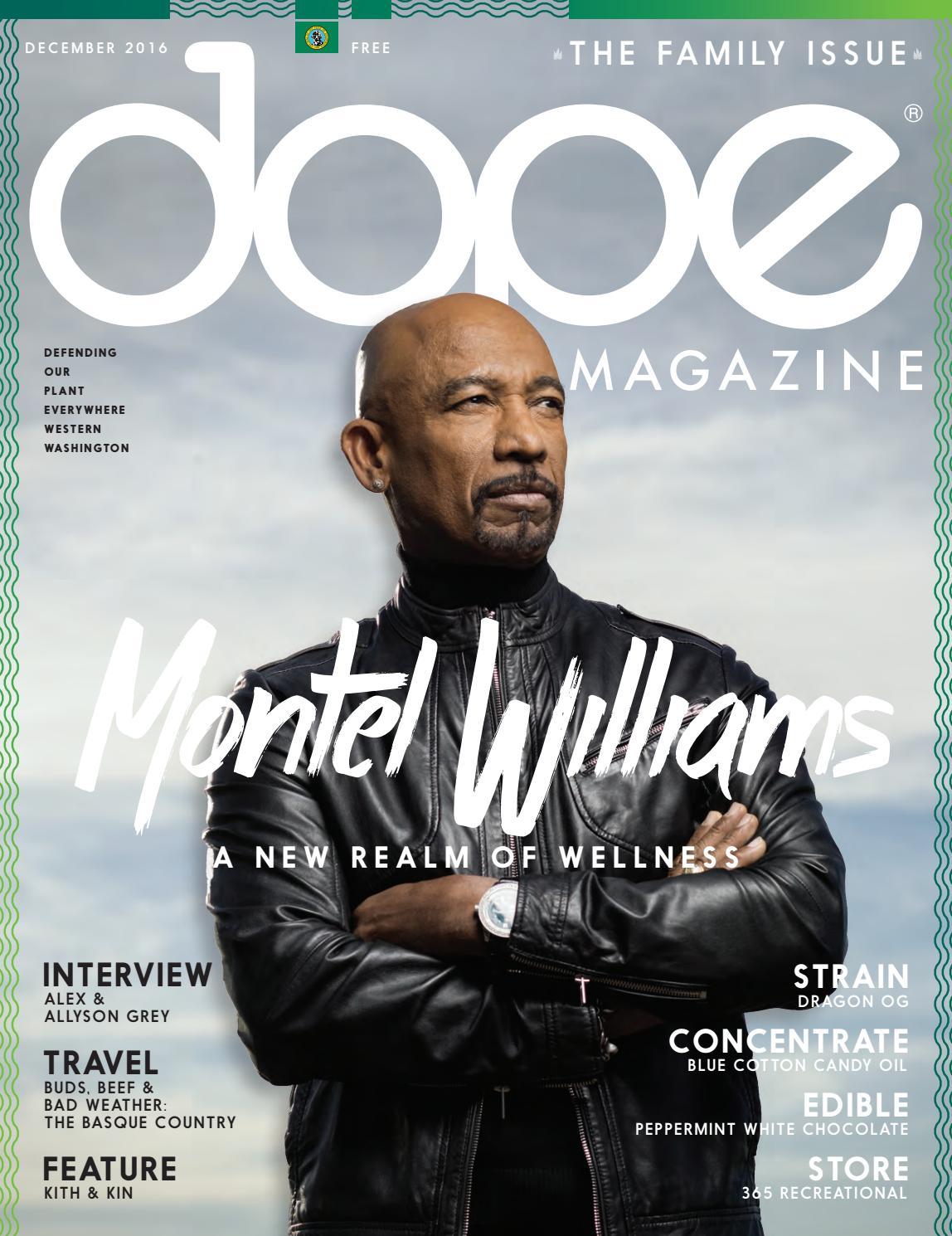 Dope Magazine - December 2016 - The Family Issue - Western Washington by  DOPE Magazine - issuu