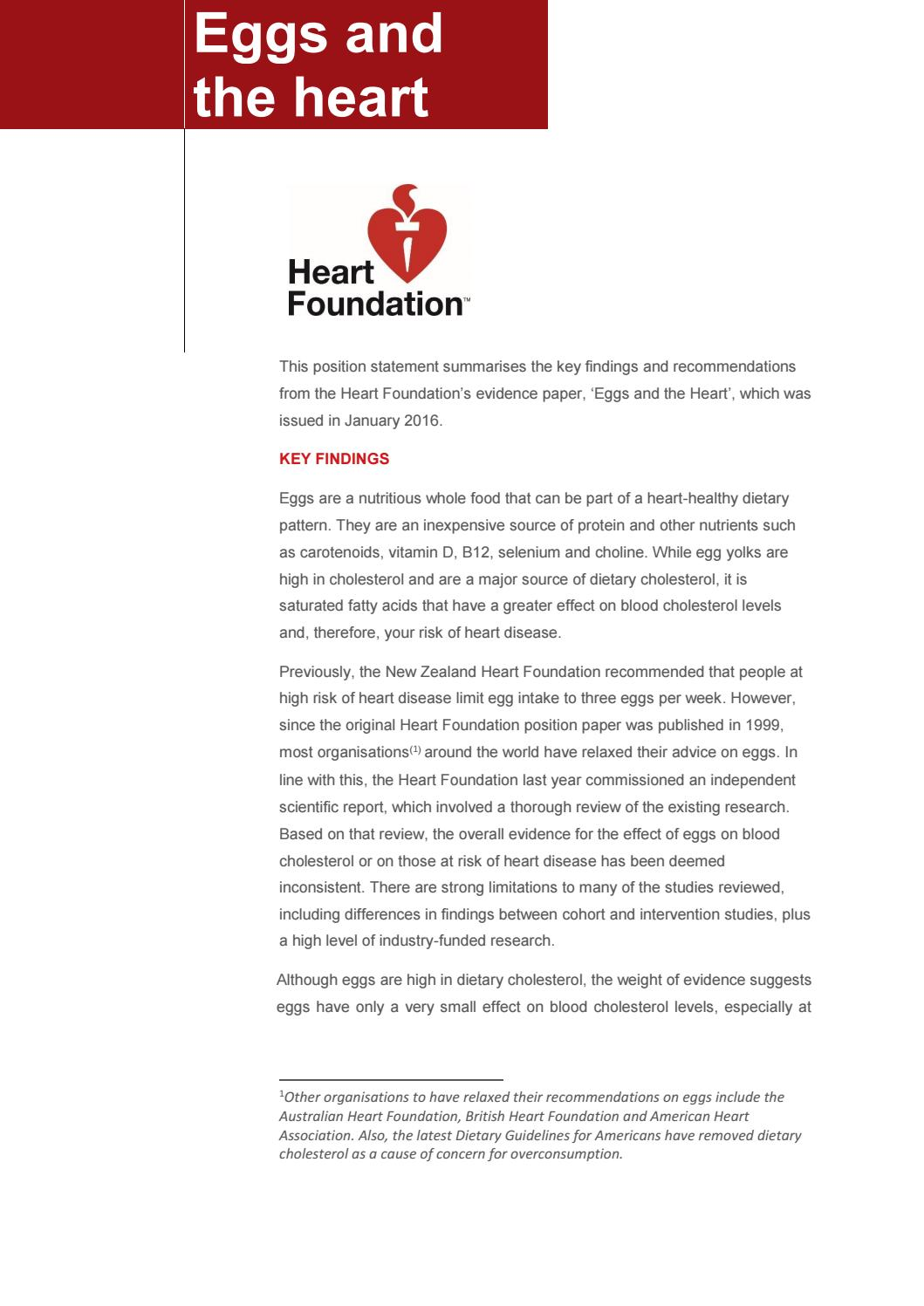 american heart association guidelines for cholesterol levels