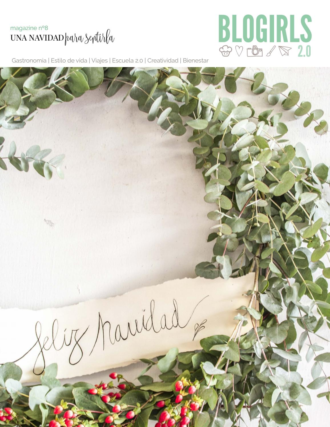 Blogirls 2.0 Magazine - Una Navidad para sentirla by Blogirls 2.0 ...