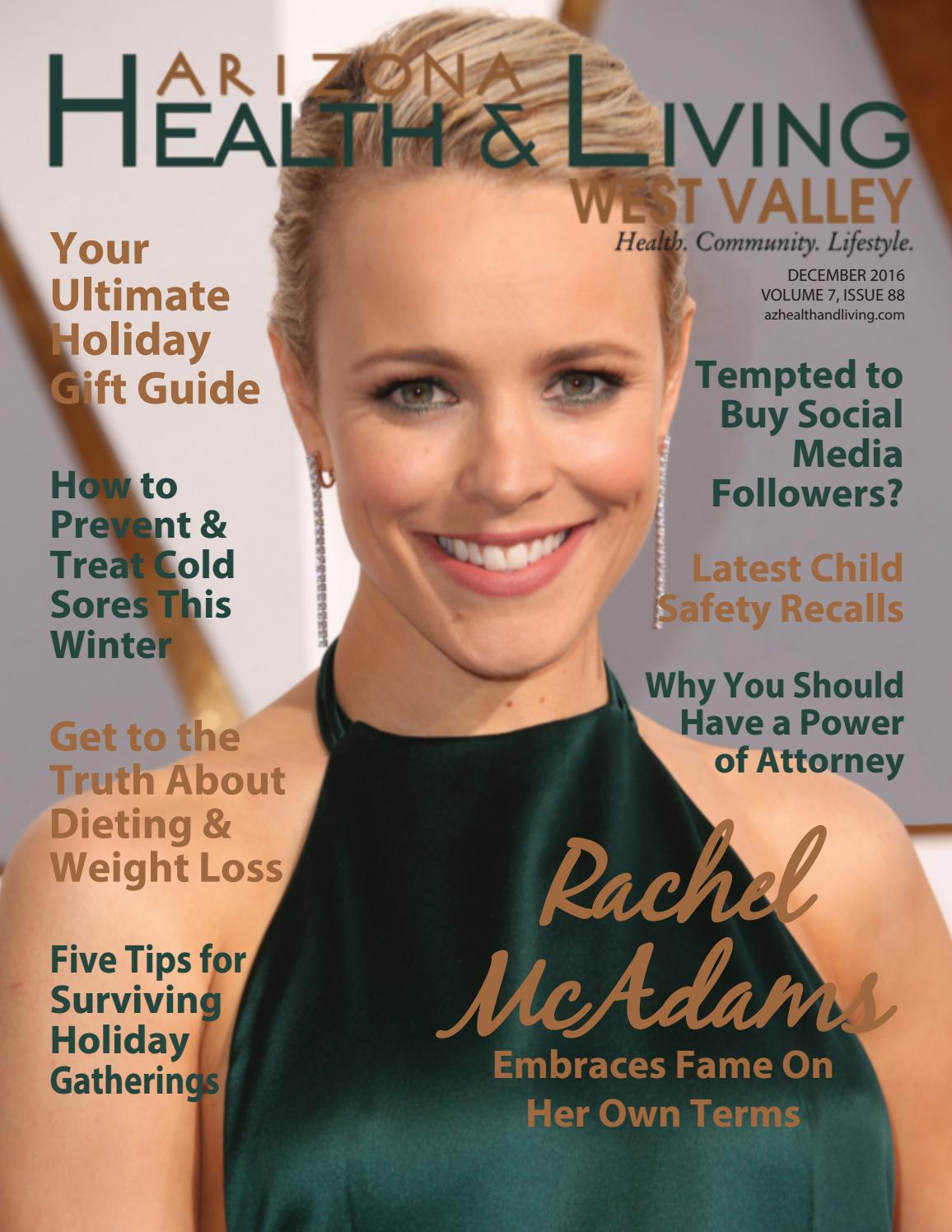 Arizona Health Amp Living Magazine December 2016 Issue By