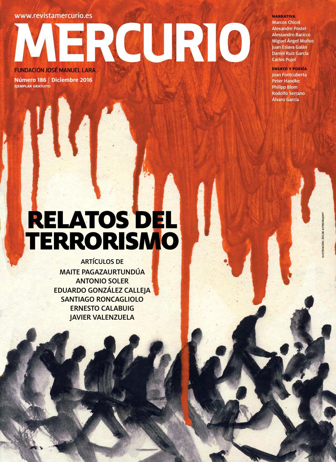 Mercurio 186. Diciembre 2016 by Revista Mercurio - issuu