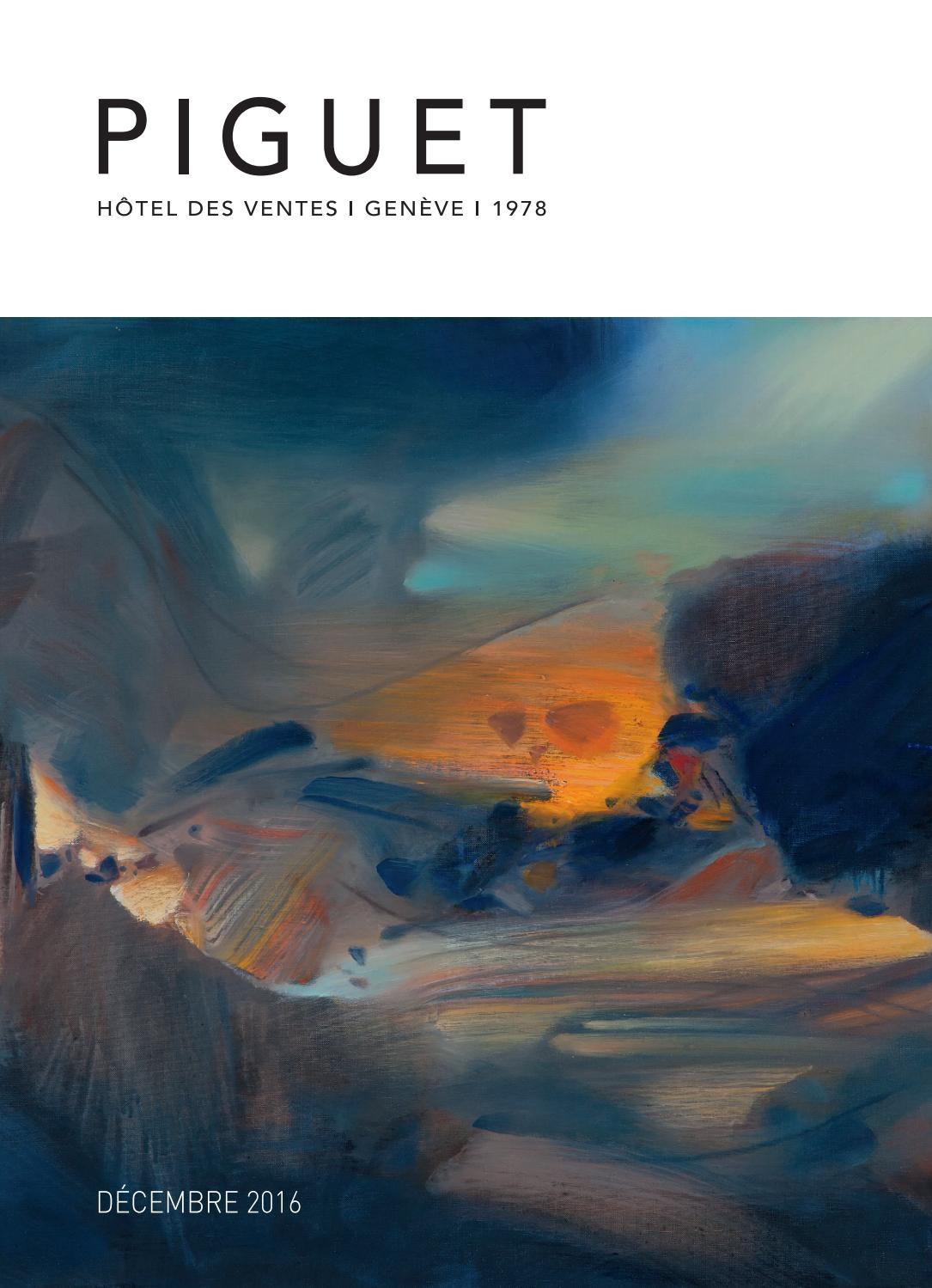 Piguet Hôtel des Ventes I Vente de décembre 2016 by Piguet Hôtel des Ventes    Genève - issuu 609f5e4640c