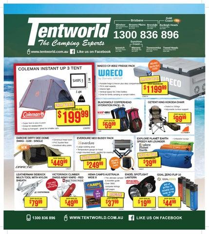 .tentworld.com.au  sc 1 st  Issuu & Tentworld OZtrail - OZtralian Christmas Sale by Tentworld - The ...