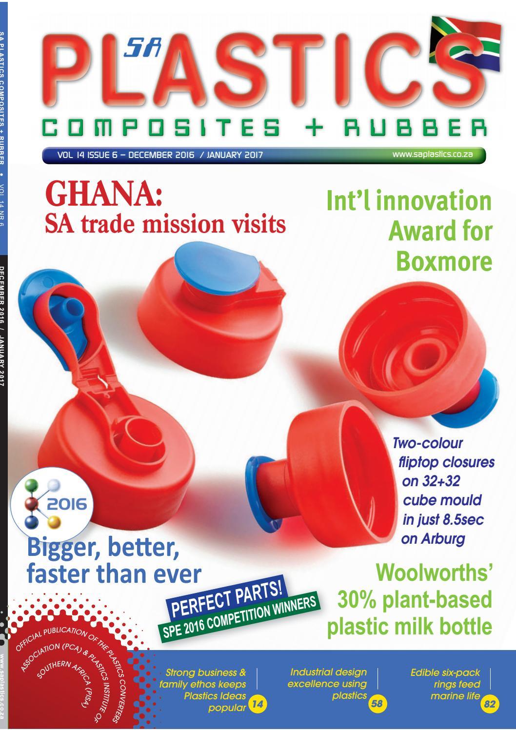 SA Plastics, Composites & Rubber - Dec 2016/Jan 2017 by SA