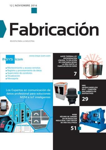 Fabricación 12