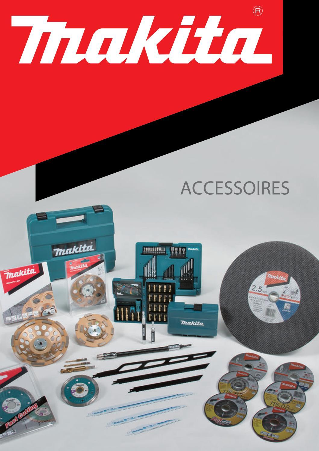 Makita catalogus accessoires 2016-2017 by Mapeco - issuu