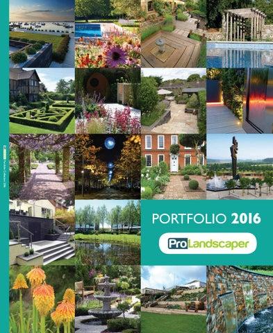 pro landscaper portfolio supplement