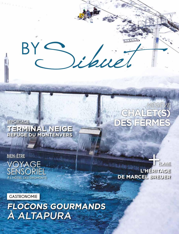 By Sibuet #6 By Maisons U0026 Hôtels Sibuet   Issuu