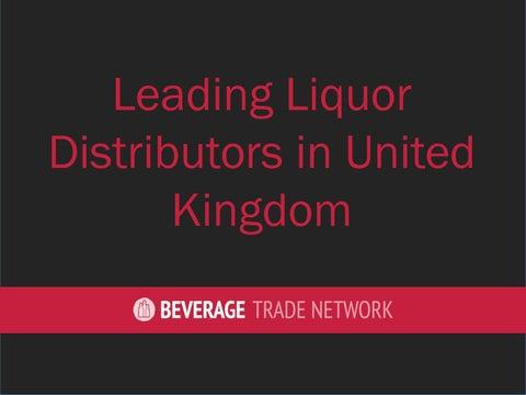 how do you become a liquor distributor