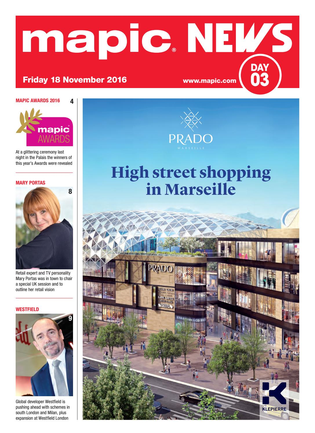 a8cd0bdf3fd50 Mapic 2016 news 3 by REED MIDEM REAL ESTATE SHOWS - issuu
