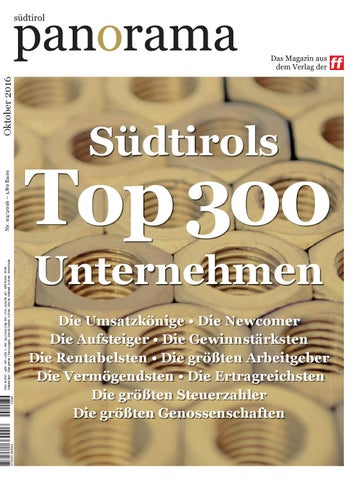 Südtirol Panorama 02-2016 by FF-Media GmbH - issuu