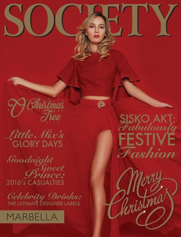 Society Marbella December 2016 by Icon Publishing - issuu 9d4e53af7