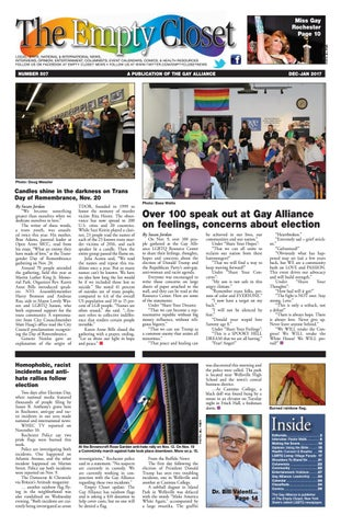 Genessee county gay alliance