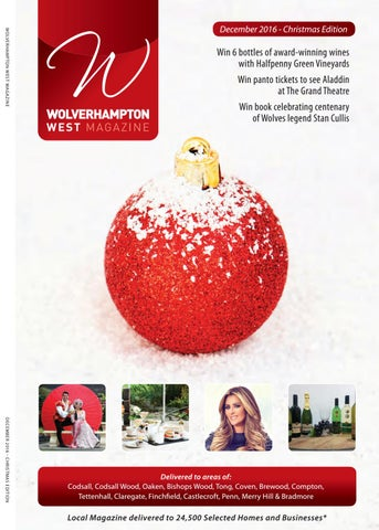 Wolverhampton West Magazine December By Jonathon Issuu - Excel invoice template for mac rocco's online store