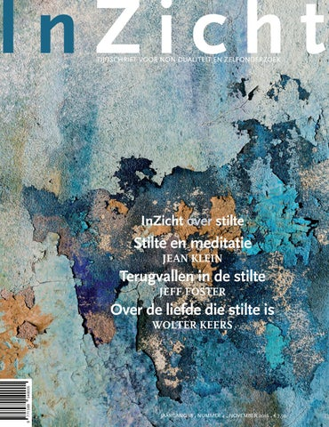 Inzicht 4 2016 By Ivar Hamelink Issuu
