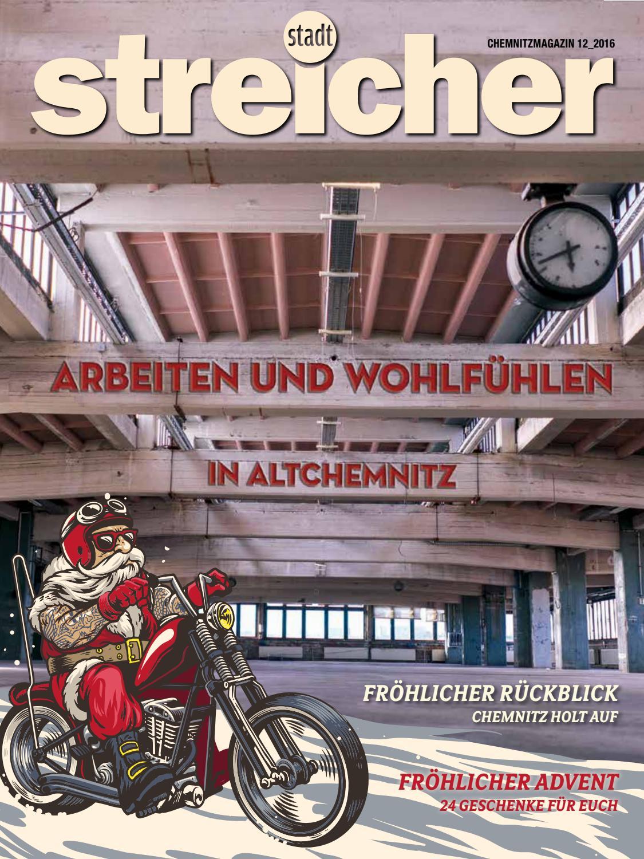 Stadtstreicher Dezember 2016 by Stadtstreicher Stadtmagazin - issuu