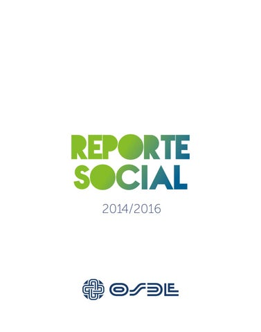 Reporte Social  131cd5030f27