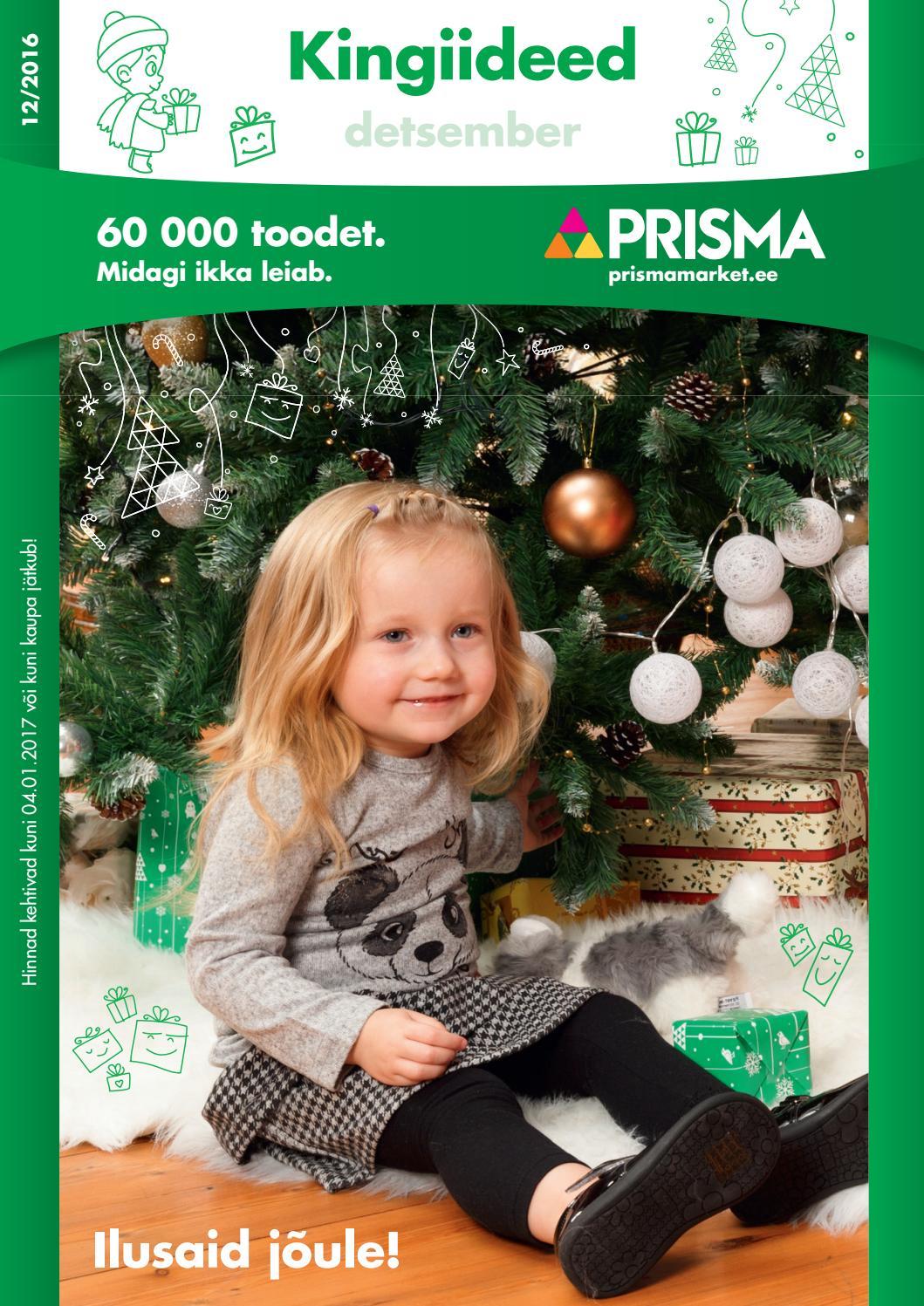 7ad94ef53f8 Prisma jõulukataloog 2016 by Prisma Peremarket - issuu