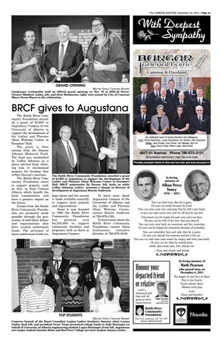 November 29 2016 camrose booster by the camrose booster issuu the camrose booster november 29 2016 page 22 publicscrutiny Image collections
