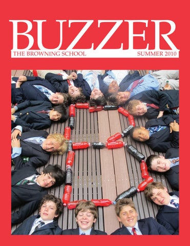 06c38578383 Buzzer Summer 2010 by The Browning School - issuu