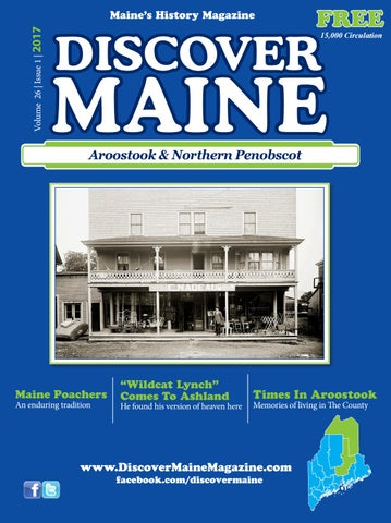 2017 aroostook northern penobscot edition by Discover Maine ...