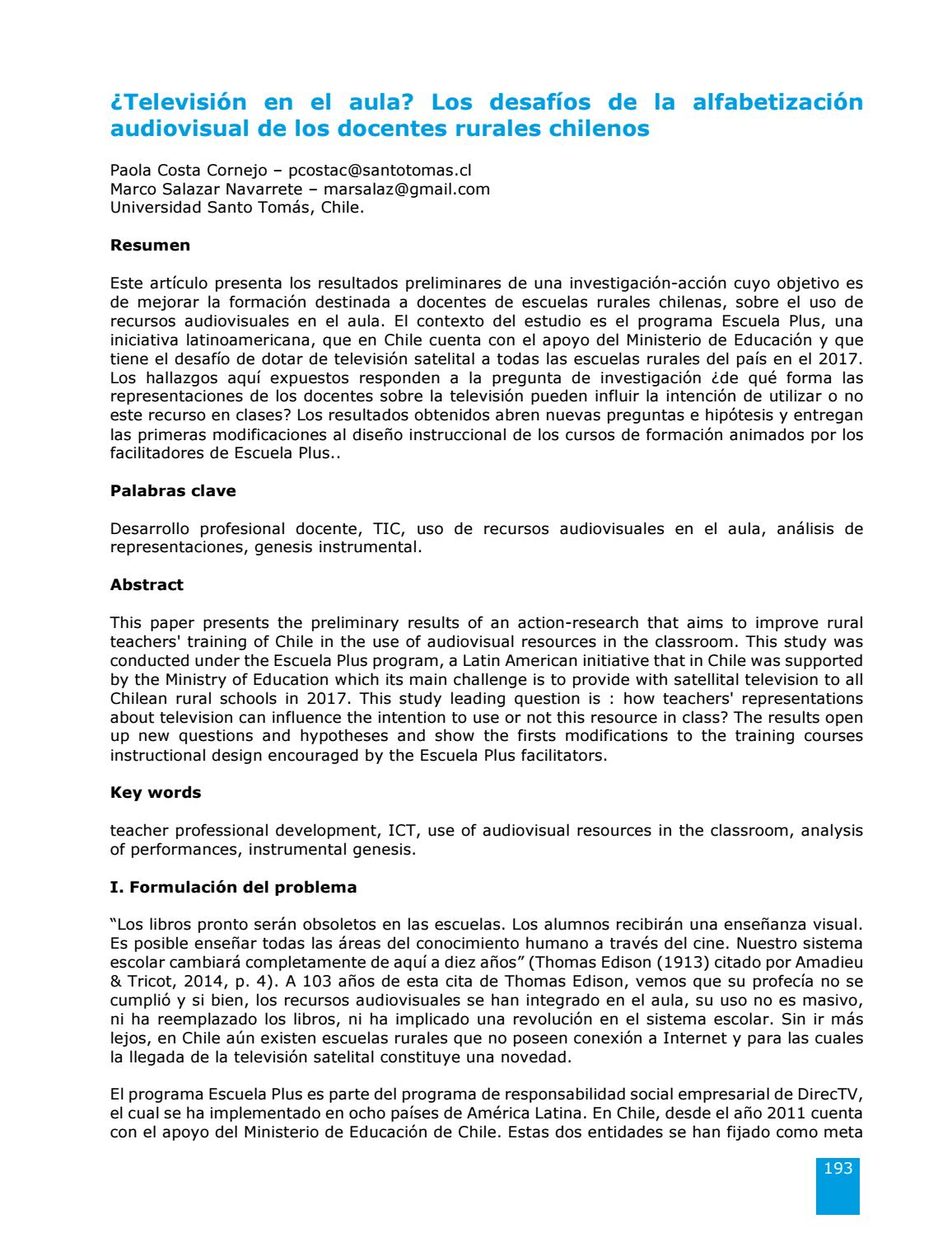 ENIN 2016 - Ponencias del Encuentro by Humberto Zapata Olivares - issuu