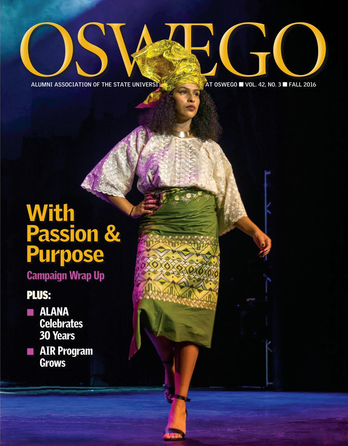 resume Suny Oswego Optimal Resume fall 2016 magazine by oswego alumni association issuu