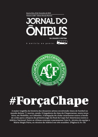 e707afe59e3 Jornal do Ônibus - Edição do dia 30-11-2016 by Editora Correio ...