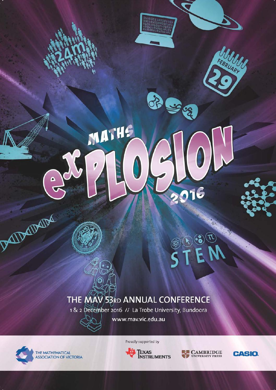 2016 MAV Conference Proceedings by Julie Allen - issuu