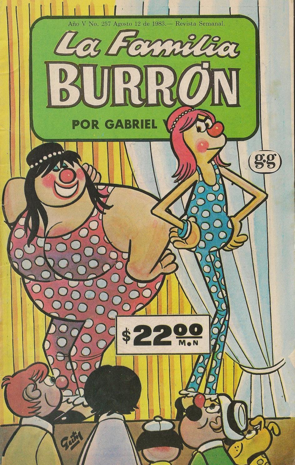 La Familia Burrón número 257 by CarlosPC - Issuu