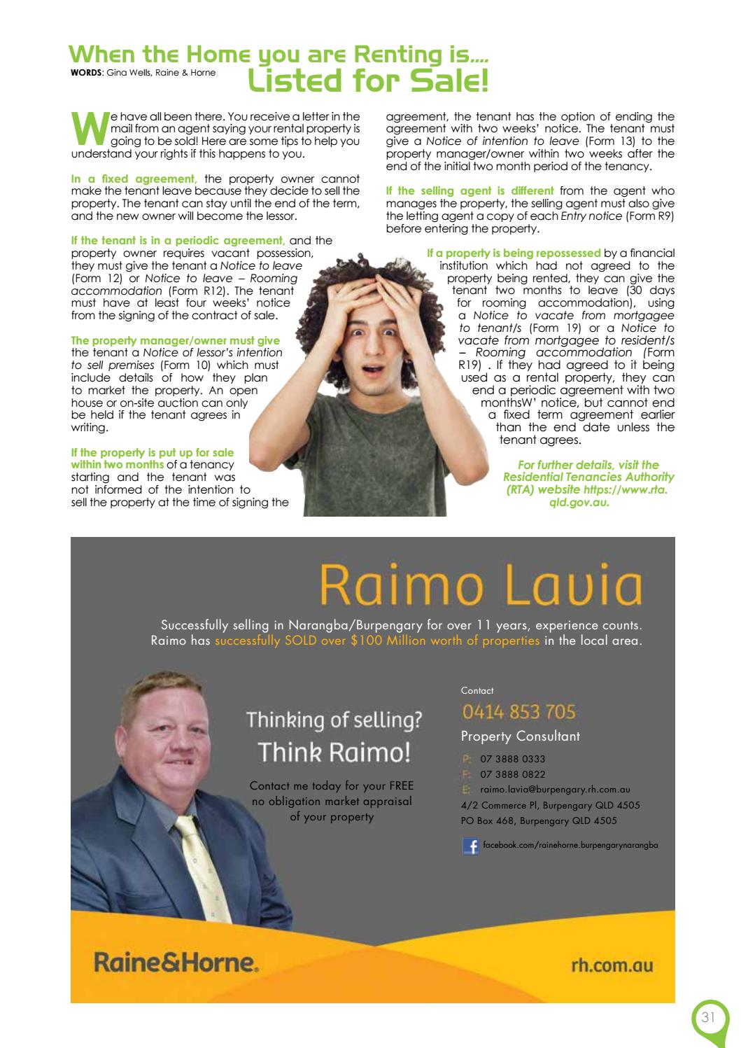 OurNarangba & Burpengary Magazine December 2016 by Feature