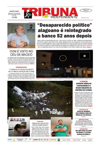 Edição número 2786 - 30 de novembro de 2016 by Tribuna Hoje - issuu 52aa4c6c08