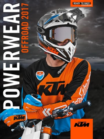 08f40dc2f4a KTM PowerWear Offroad 2017 USA by KTM GROUP - issuu