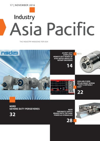 Industry Asia Pacific 17