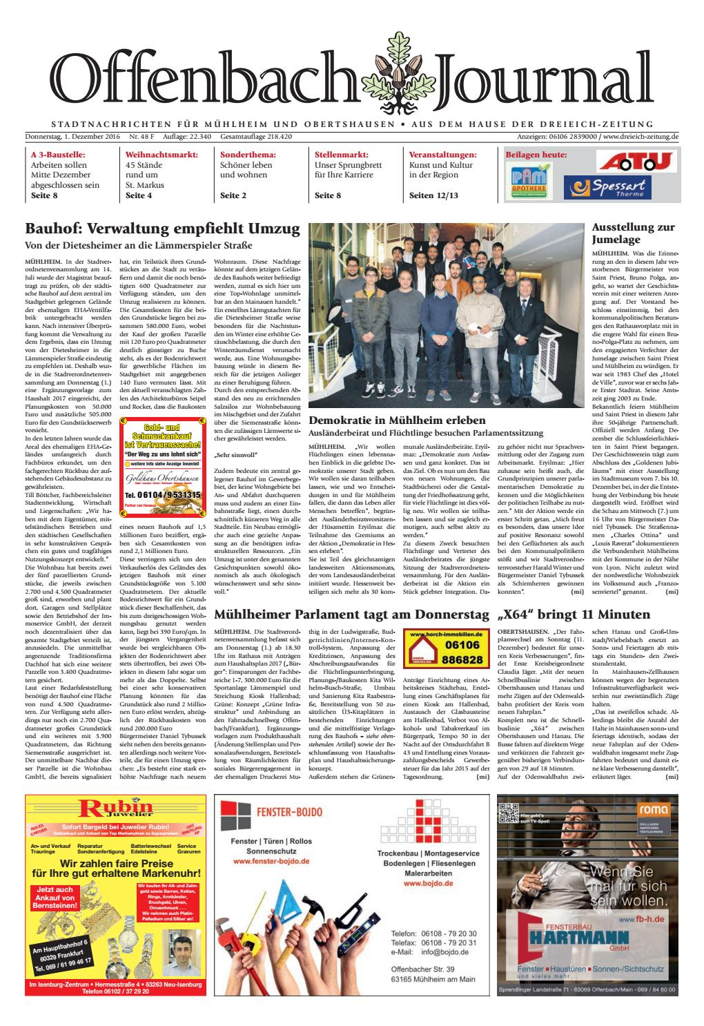 Dz online 8 8 f by Dreieich Zeitung/Offenbach Journal   issuu