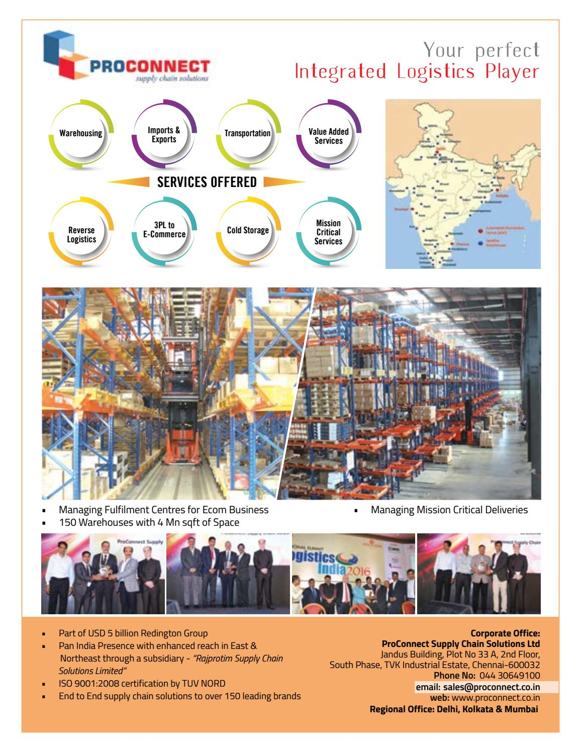 CargoConnect December 2016 by Surecom Media - issuu