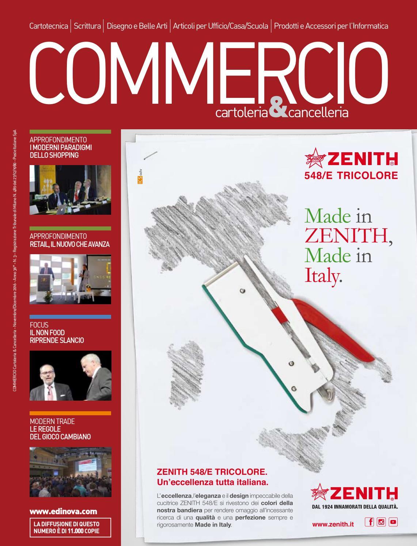 Commercio Cartoleria   Cancelleria Novembre Dicembre 2016 by COMMERCIO  Cartoleria   Cancelleria - issuu 51b29e61e98