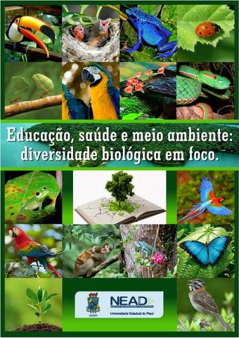 47c97d890e15c Livro biodiversidade vol 2 nead uespi 2016 by UNIVESIDADE ESTADUAL ...