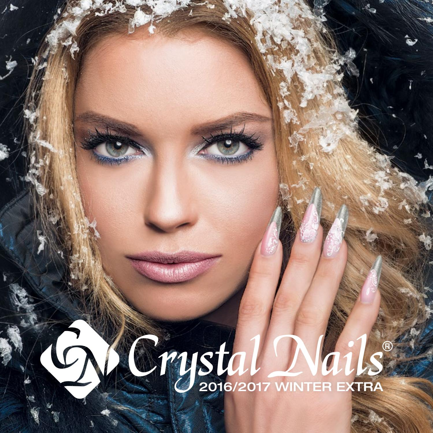 Sabloane crystal nails