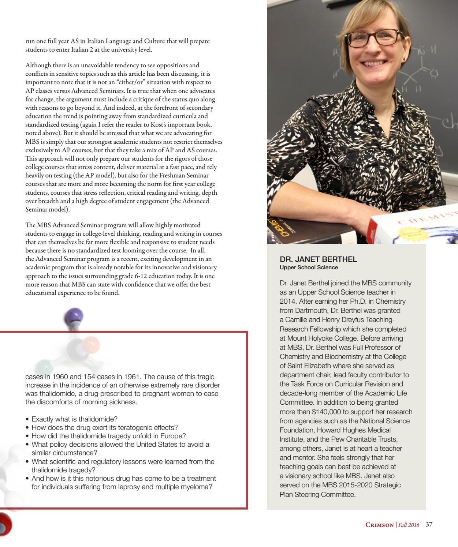 crimson magazine fall 2016mbs communications - issuu