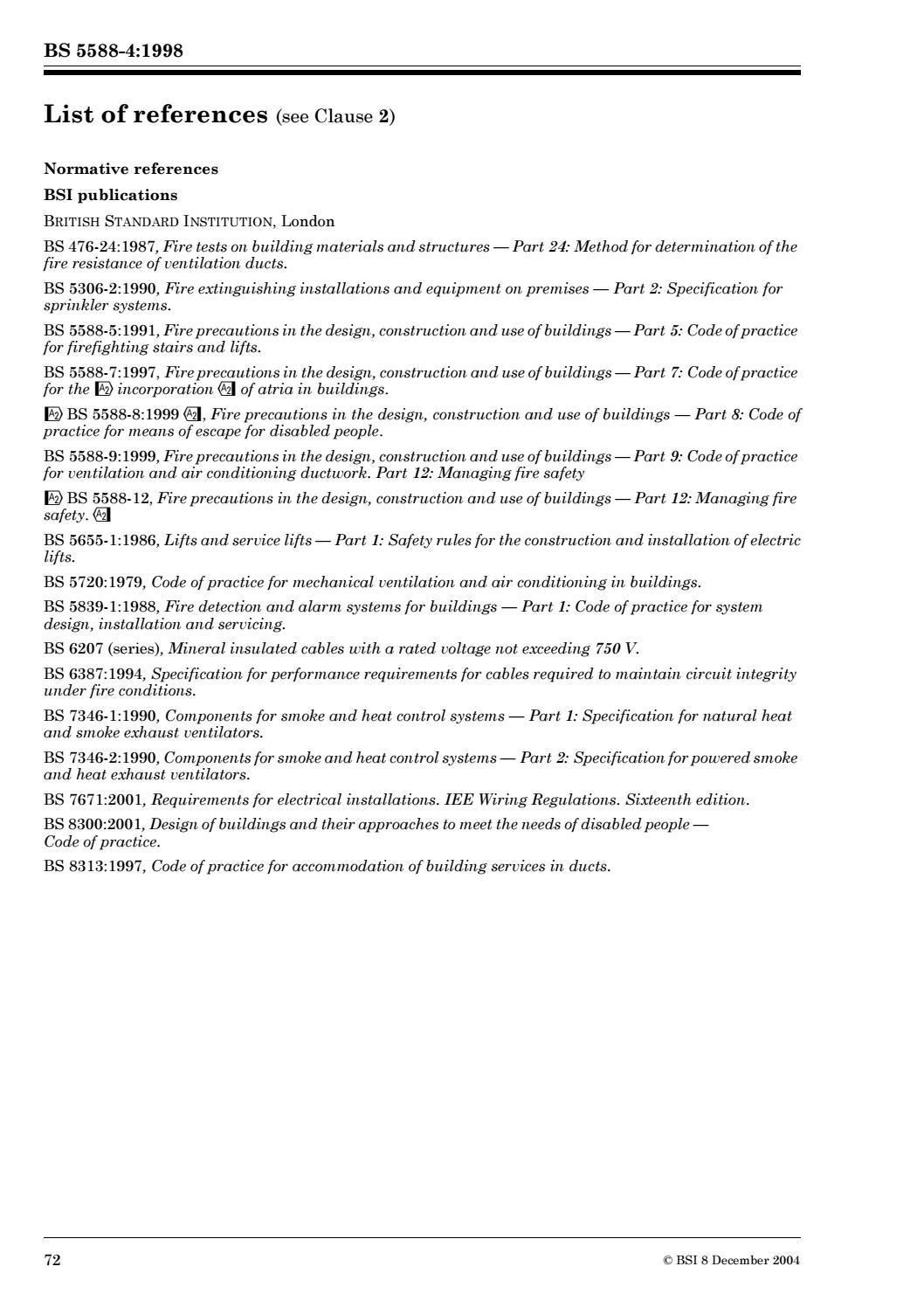 bs 5306 part 8 pdf