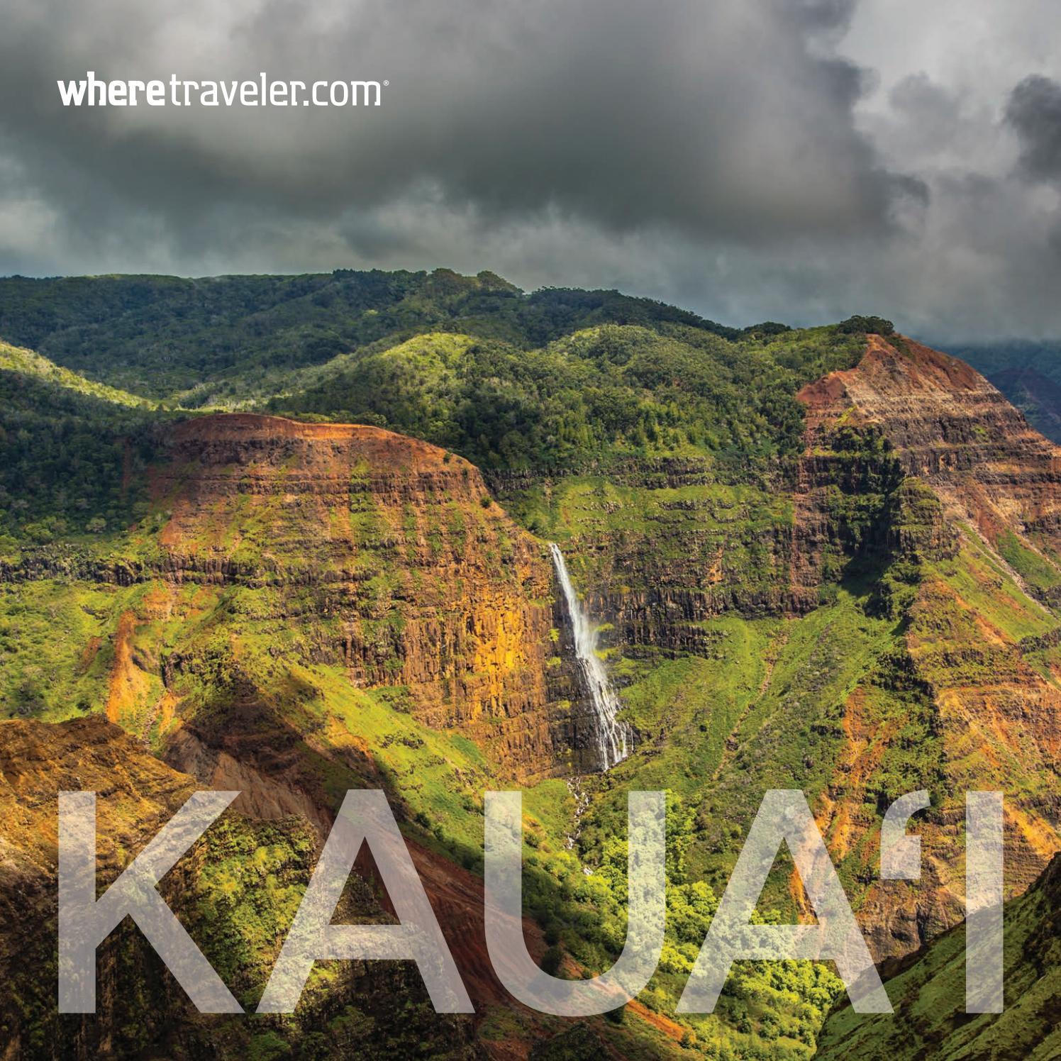 Kauai Where GuestBook 2016-2017 by Morris Media Network - issuu