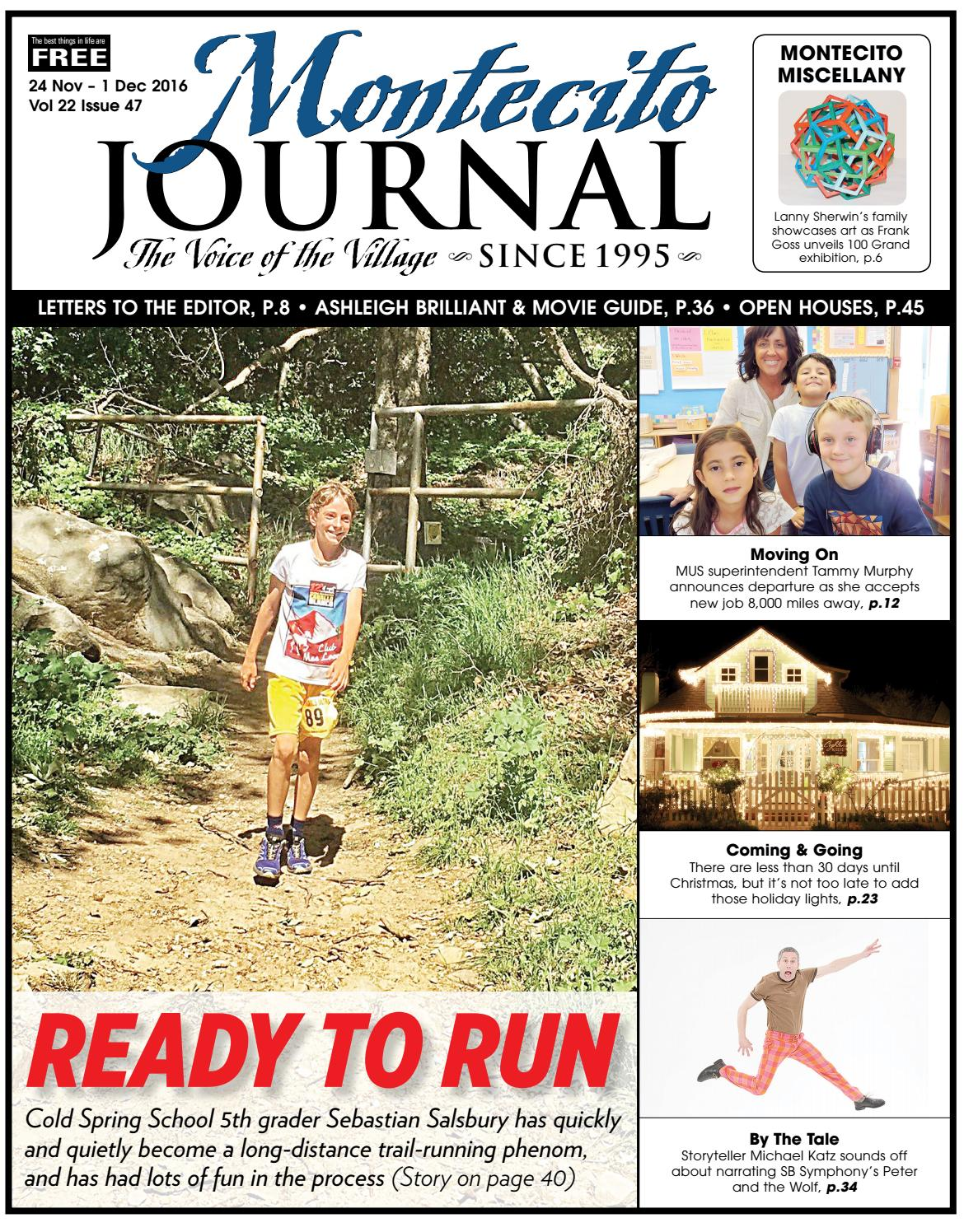 Ready to run by montecito journal issuu fandeluxe Images