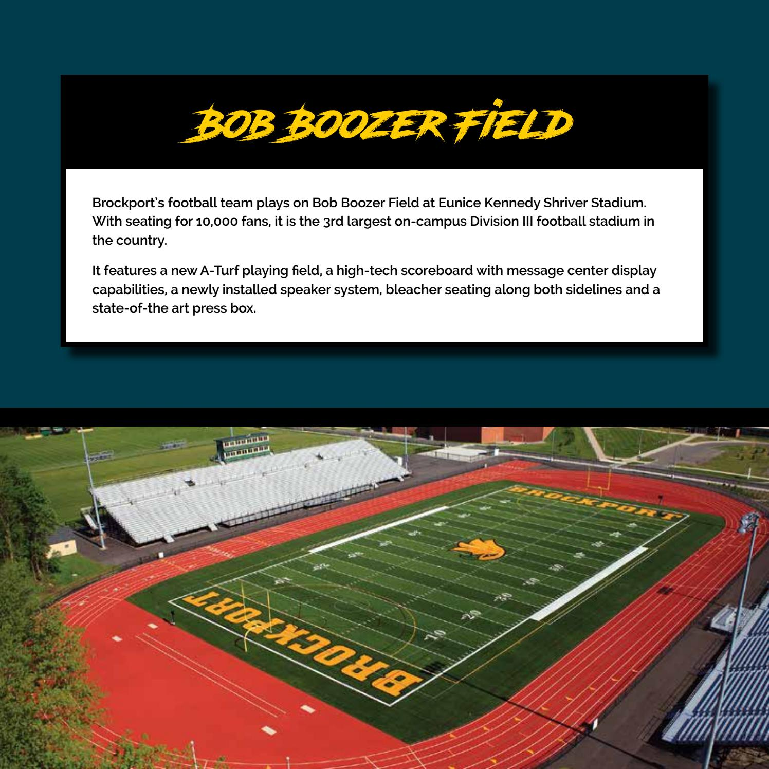 Men s Lacrosse Recruiting Brochure by The College at Brockport issuu