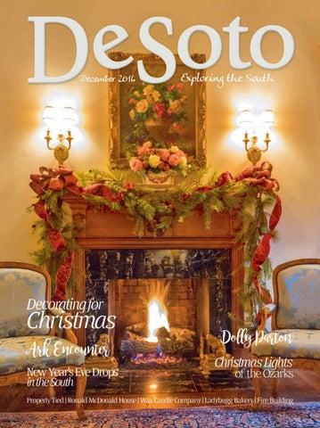 b00e11a3 DeSoto Magazine December 2016 by DeSoto Magazine | Exploring the ...