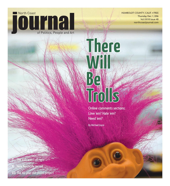 North Coast Journal 12-01-16 Edition by North Coast Journal - issuu