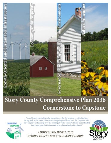 story county comprehensive plan 2036 by msa professional services