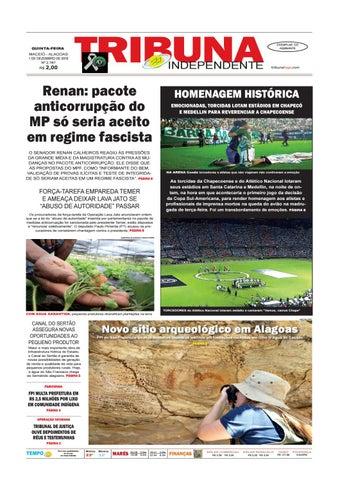 361510c20fe7c Edição número 2787 - 1 de dezembro de 2016 by Tribuna Hoje - issuu