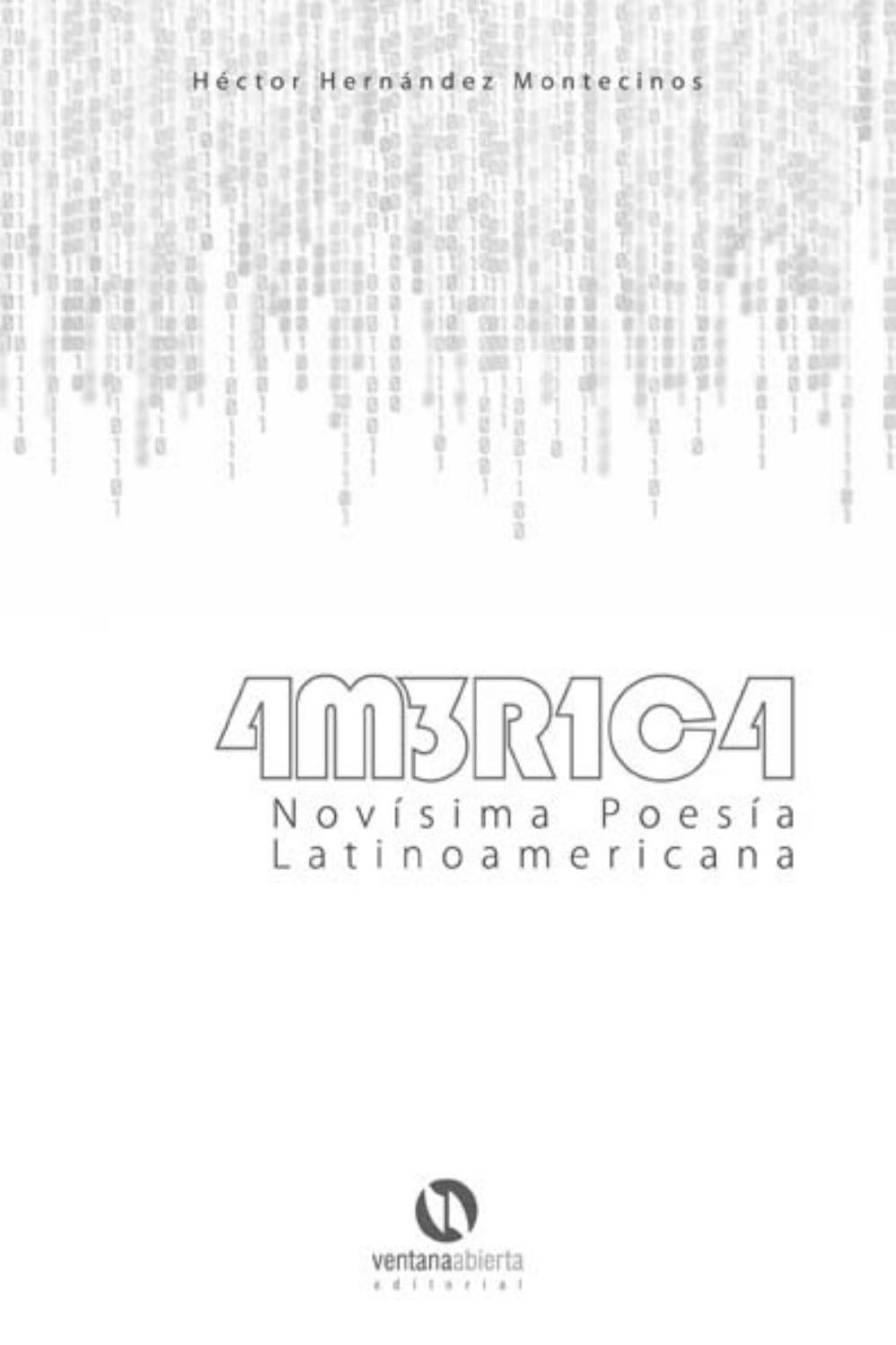 4M3R1C4 by Sawabona Ediciones - issuu